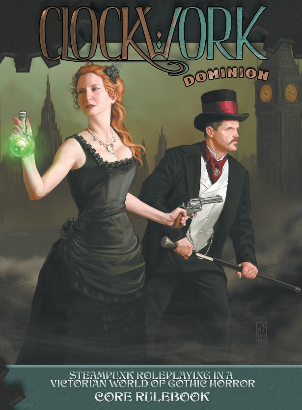 clockwork dominion cover