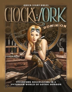 clockwork dominion quick start rules