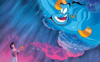 Image result for wish aladdin